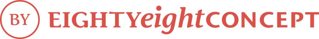 88 concept logo