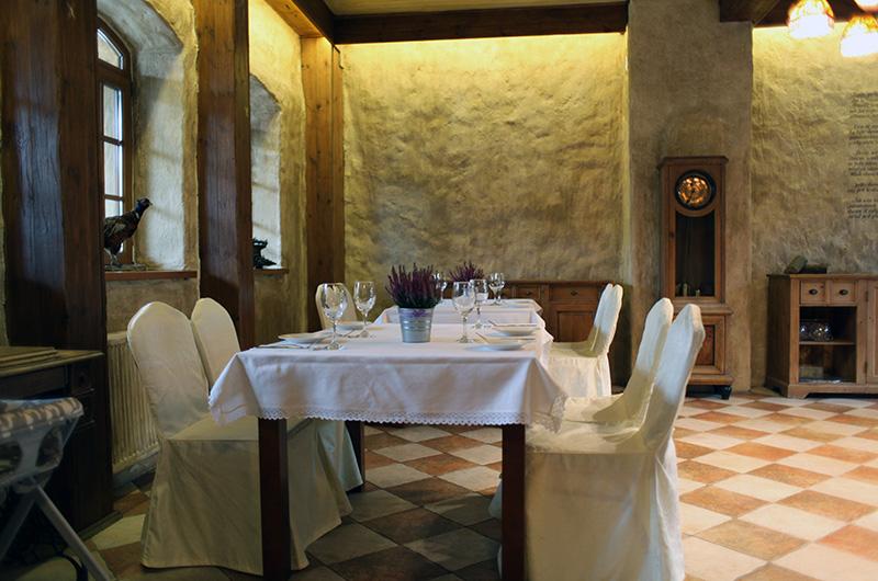 restauracja tarnowo podgórne