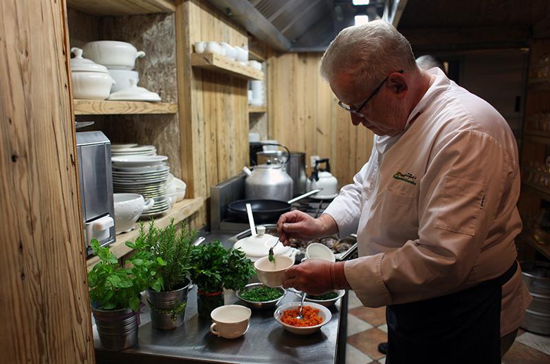 kuchnia pod gajem tarnowo podgórne