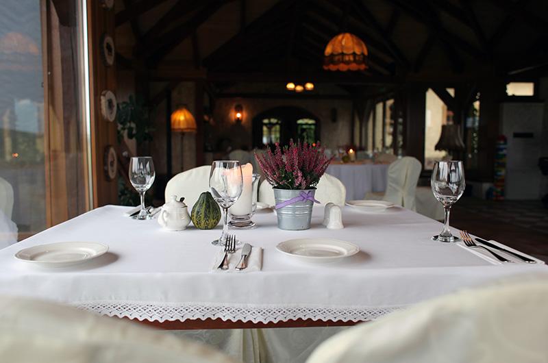 restauracja wnętrze
