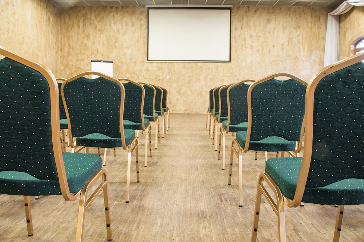 sala konferencyjna blisko poznania